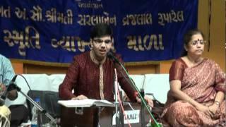 Maili chadar odh ke kaise dwaar tumhare (Shashank Thada)