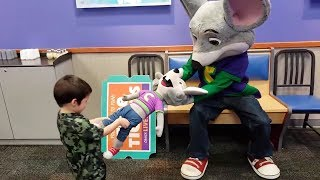 Chuck E Cheese Cute and Funny Moments January 2019