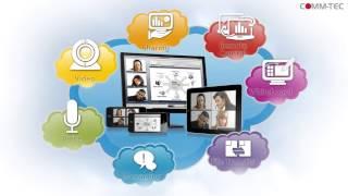 Spontania es un software de videoconferencia de grupo, con una cali...