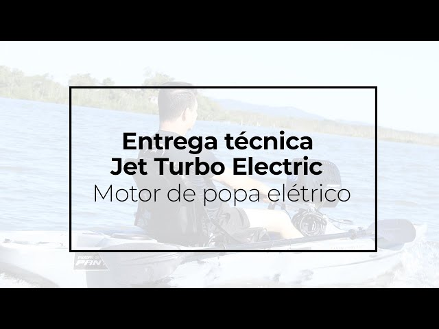 125 - Entrega técnica Jet Turbo Electric