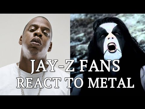 Jay-Z Fans React to Metal