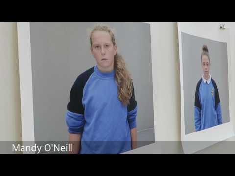 School Portraits Exhibition 2017 Draíocht