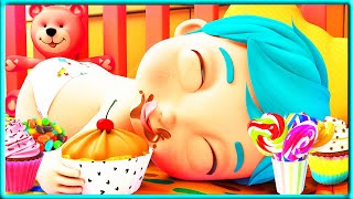 Candy Song ,The wheels on the bus #babyshark +The BEST SONG For Children - Viola Kids Original Song