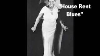 Watch Bessie Smith House Rent Blues video