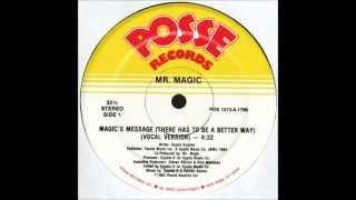 Mr. Magic - Magic