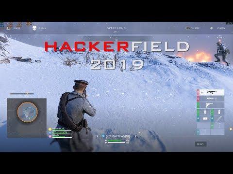 HACKERFIELD 2019