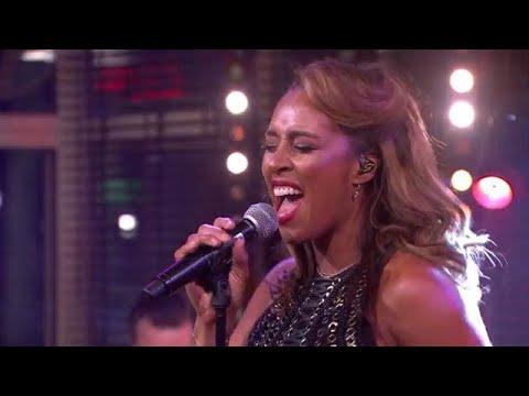 Glennis Grace covert 'So Emotional' van Whitney Ho - RTL LATE NIGHT