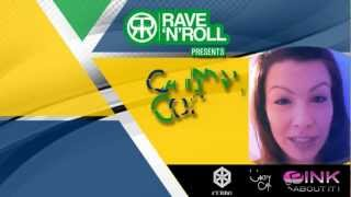 """Candy Cox: """" Hello Croatian Party-people! """" (live!)"""