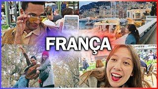 VIAJANDO PRA FRANÇA #2 Chiques no Sul da França