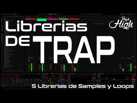 FREE NEW LIBRARY TRAP DRUMS,FX,SYNTH,LOOPS...