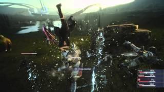 Video Final Fantasy XV Episode Duscae Combat Montage download MP3, 3GP, MP4, WEBM, AVI, FLV September 2018