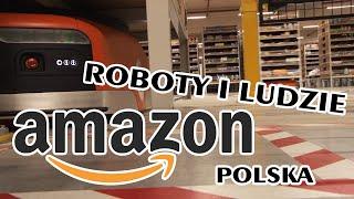 Roboty i ludzie Amazon Polska
