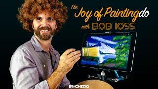 Bob iOSS — iPad Pro Painting