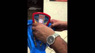 Abdul Hannan unboxing new toy