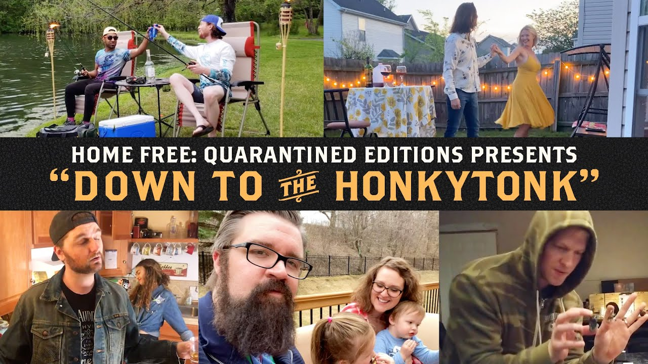 Home Free - Down to the Honkytonk (Official Video)
