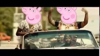 Свинка пепа май нига