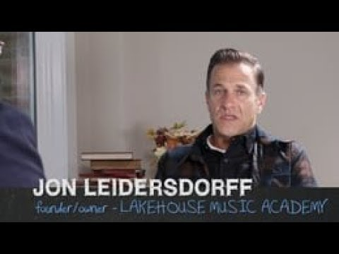 DisruptEDtv 113 Music Education with Jon Leidersdorff