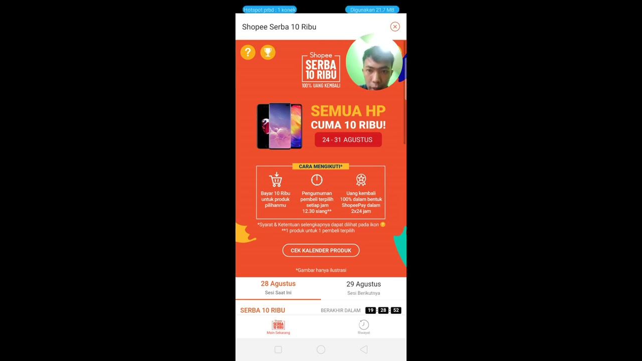 Shopee Serba 10rb Penipuan Youtube