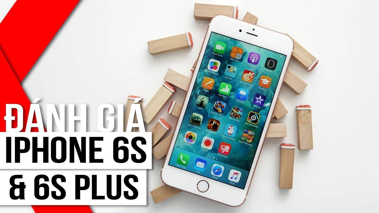 FPT Shop - Đánh giá nhanh iPhone 6s và 6s Plus: 3D touch, camera đẹp, cấu  hình mạnh mẽ.