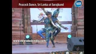 Peacock Dance of Sri Lanka