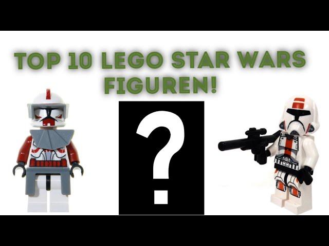 MEINE Top 10 Lego Star Wars Minifiguren [German]