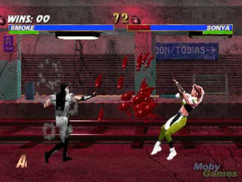 Mortal Kombat Trilogy Soundtrack: 01 The Subway - Dan Forden