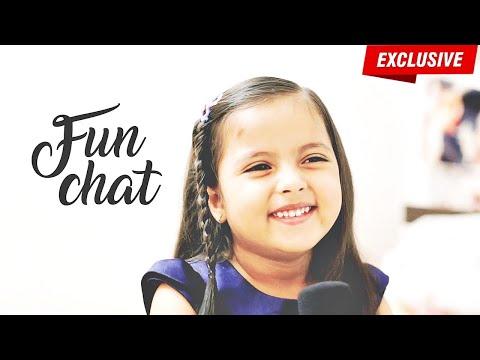 Mishti Aka Ayesha's CUTE Chat | Naamkarann