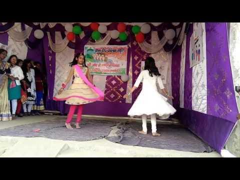 Pairon mein bandhan hai (school dance)