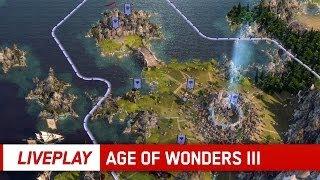 Age of Wonders III   LIVEPLAY