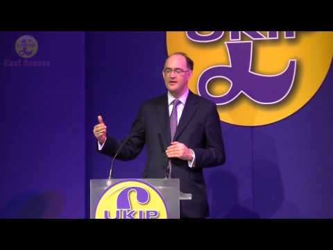 Roger Bird UKIP South East Conference 2014