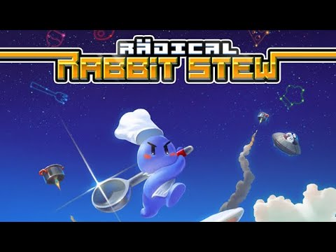 Radical Rabbit Stew Gameplay [ARCADE PUZZLE]