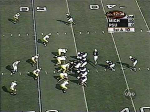1999: Michigan 31 Penn State 27 (PART 1)