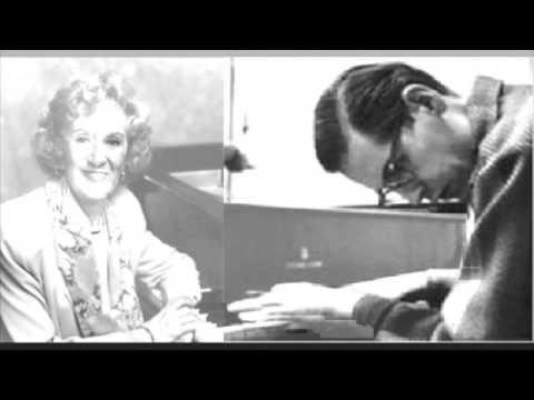 Bill Evans And Marian McPartland
