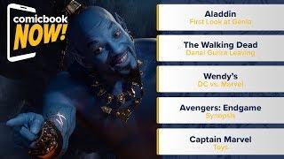 Avengers: Endgame, Aladdin, Walking Dead,  - ComicBook NOW!