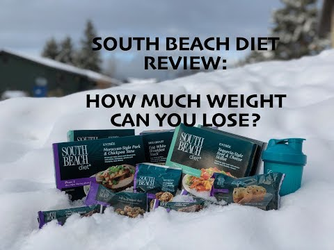 South Beach Diet Reviews & Cost | 2020 | How Much Weight Can You Lose?