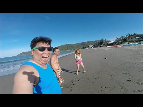 Ride Along Motorcycle Tour to Baler - part 2 (Ride, Surf, Beach time!, Old Parola staycation)