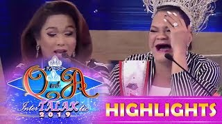 It's Showtime Miss Q & A: Juliana feels threatened by judge KaladKaren