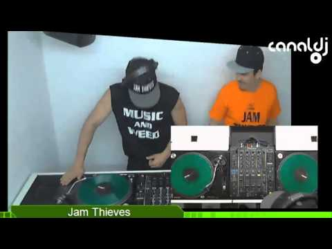 DJ Jam Thieves - Drum'n'Bass, DBON - 13.01