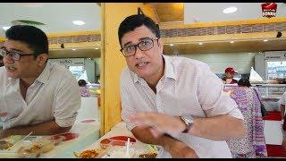 গুপ্তা ব্রাদারসের বাহারী ব্রেকফাসট - DELICIOUS INDIAN BREAKFAST & SWEETS AT GUPTA BROTHERS - KOLKATA