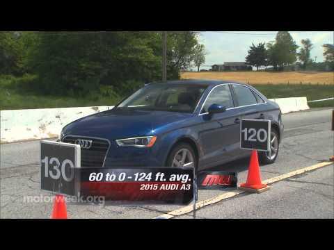 MotorWeek | Road Test: 2015 Audi A3