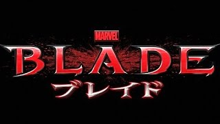 Marvel Animated Series: Blade - Animation Fandation