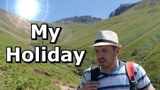 My Lake District Holiday