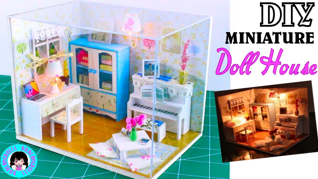 Dollhouse Miniature iPhone Look Mobile Phone Decorate B BJD Doll