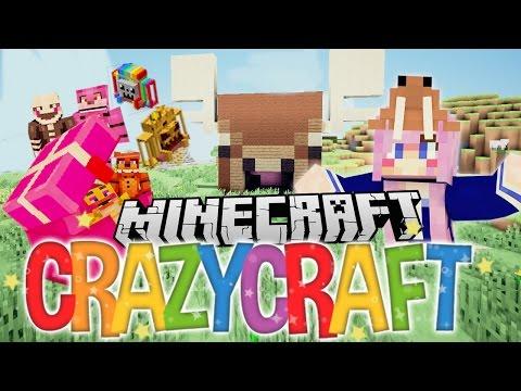 Booty Quest! | Ep 45 | Minecraft Crazy Craft 3.0