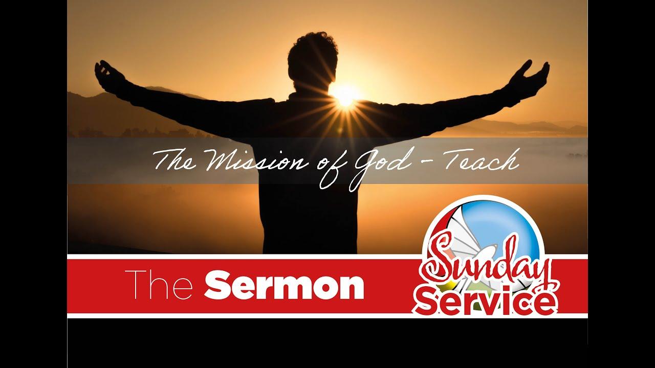 Sunday's Sermon 4th July 2021 - 1 Timothy 4