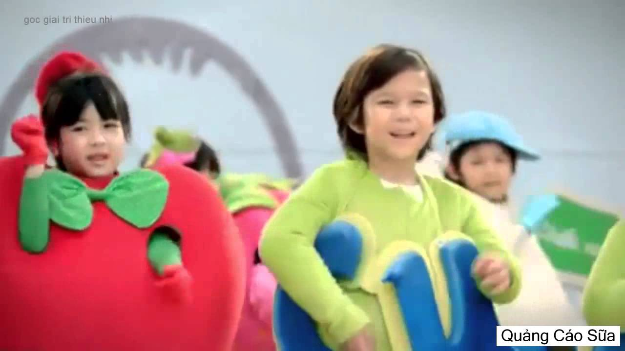 Quảng cáo vui nhộn – Sữa chua vinamilk SuSu – Quảng cáo sôi động – Quảng Cáo Sữa