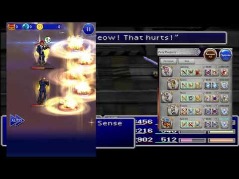 FFRK FF VII - The Second Coming - Shinra Building (Ultimate)