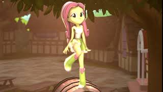 I wasted 3 hours on this so you better fekkin like dis - Fluttershy Fortnite Dance