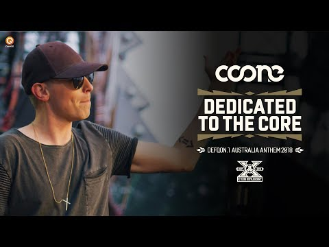 Coone - Dedicated To The Core (Defqon.1 Festival Australia Anthem 2018) Mp3