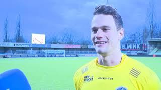 Reactie van Wouter van der Steen (FC Dordrecht - FC Den Bosch)